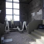 Installazione giovani artisti