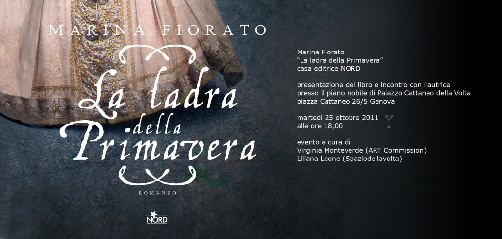 Invito Marina Fiorato mail