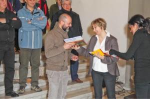Giorgio Distefano vincitore 3° premio