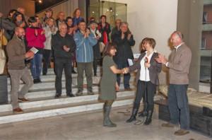 Bernadette Pisano vincitrice 2° premio
