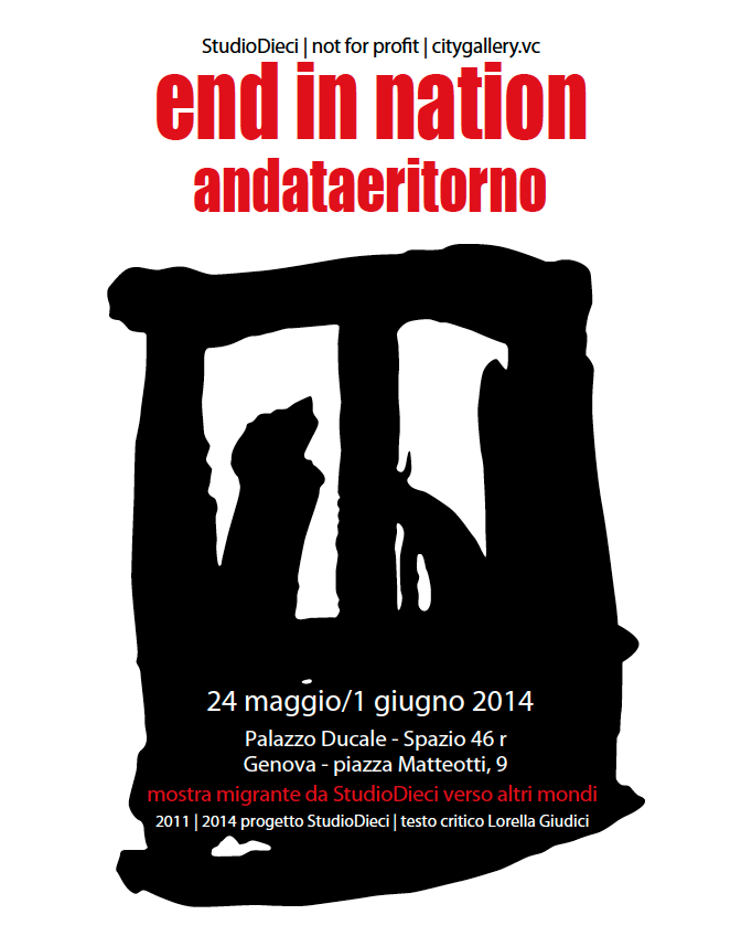 invito End In Nation - andata e Ritorno
