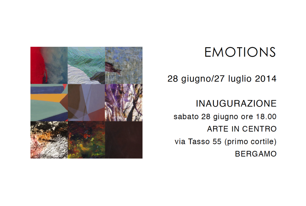 fronte invito Emotions
