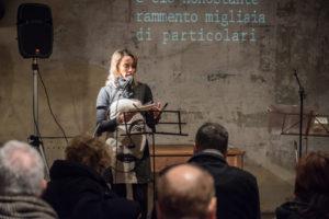 Reading di Poesia a cura di Barbara Garassino,  in collaborazione con  il festival Internazionale di Poesia di Genova