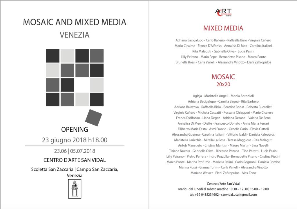 invit5o Mosaic Venezia
