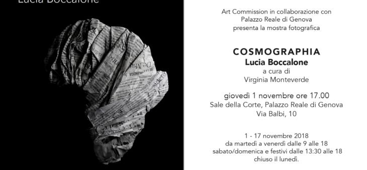 COSMOGRAPHIA – Lucia Boccalone