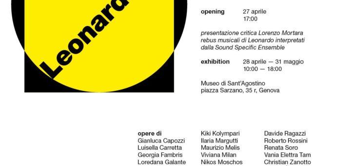 LEONARDESCA – Omaggio a Leonardo nel Cinquecentenario