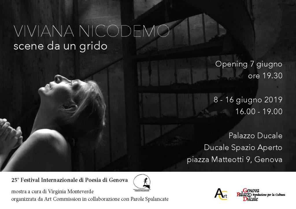 Viviana Nicodemo invito